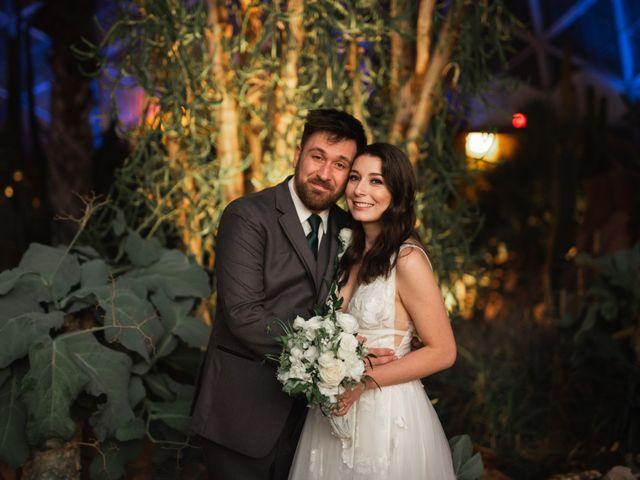 The wedding of Nicole and Jake