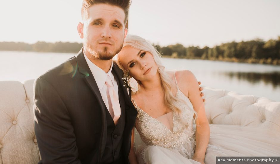 Brad and Alex's Wedding in Quitman, Arkansas