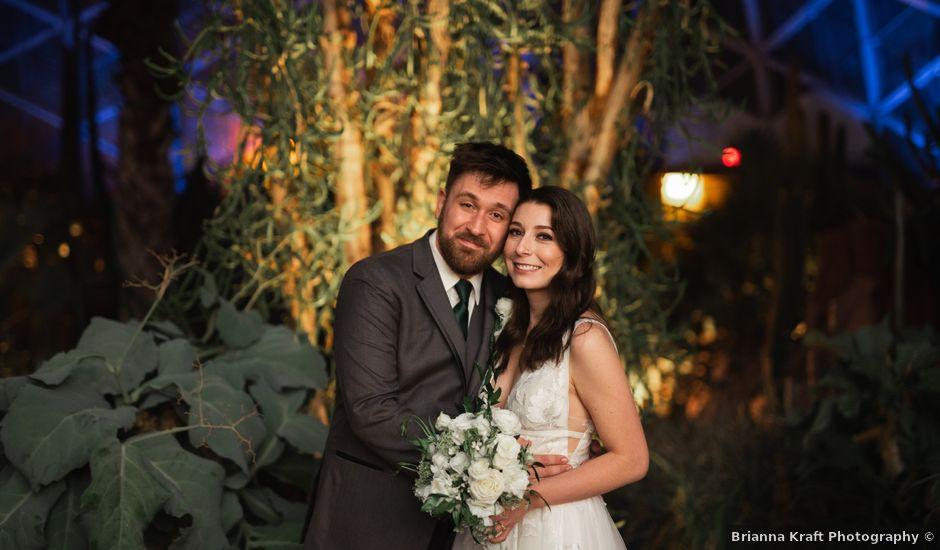 Jake and Nicole's Wedding in Milwaukee, Wisconsin