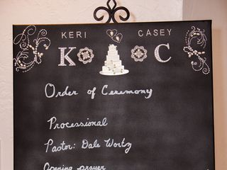 The wedding of Casey and Keri 3