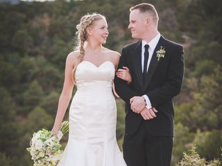 The wedding of Patrick and Lindsey