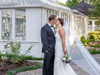 The wedding of Beau and Lauren 1