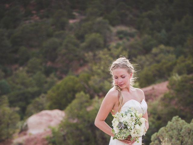 Lindsey and Patrick's Wedding in Colorado Springs, Colorado 2