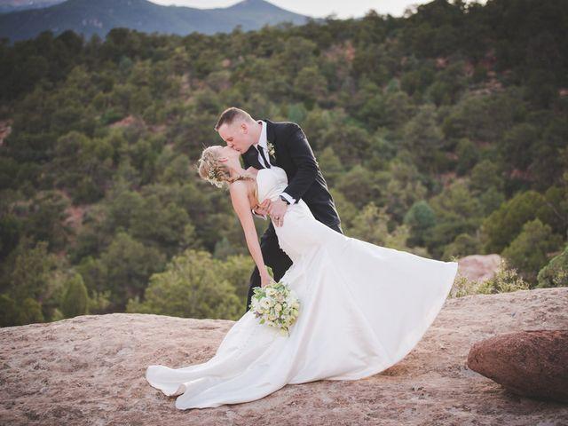 Lindsey and Patrick's Wedding in Colorado Springs, Colorado 14