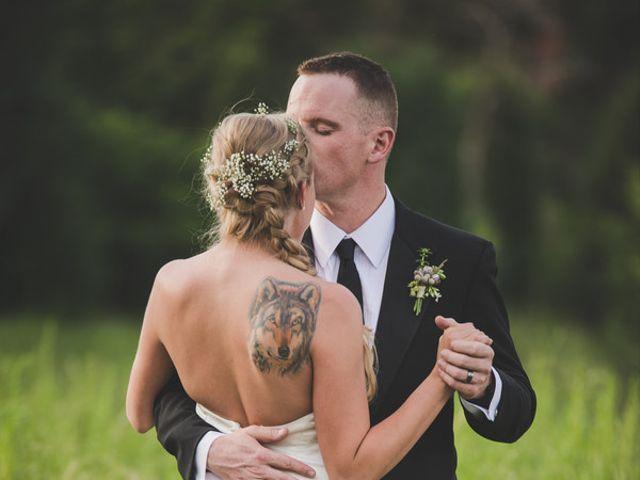 Lindsey and Patrick's Wedding in Colorado Springs, Colorado 9