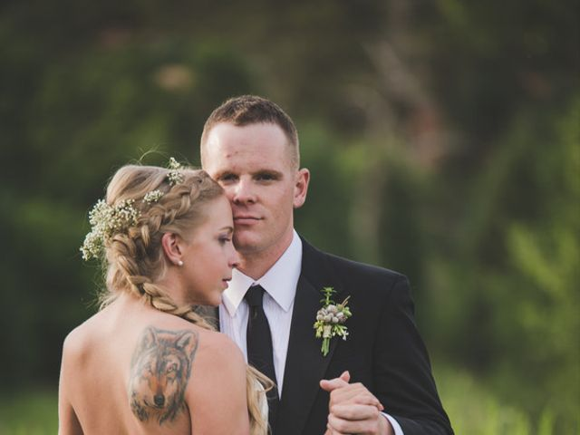 Lindsey and Patrick's Wedding in Colorado Springs, Colorado 11