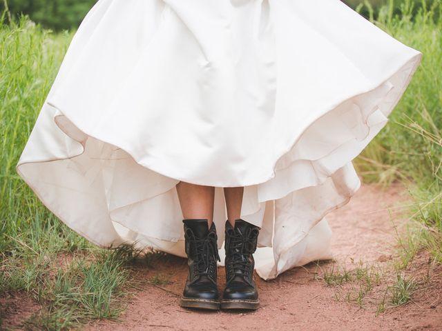 Lindsey and Patrick's Wedding in Colorado Springs, Colorado 6