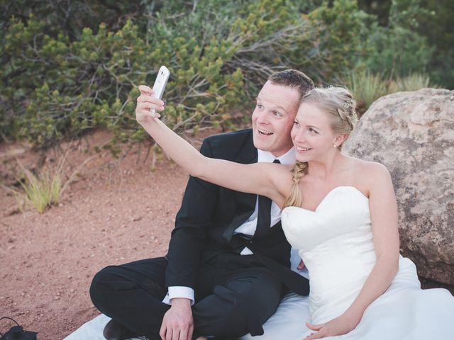 Lindsey and Patrick's Wedding in Colorado Springs, Colorado 17