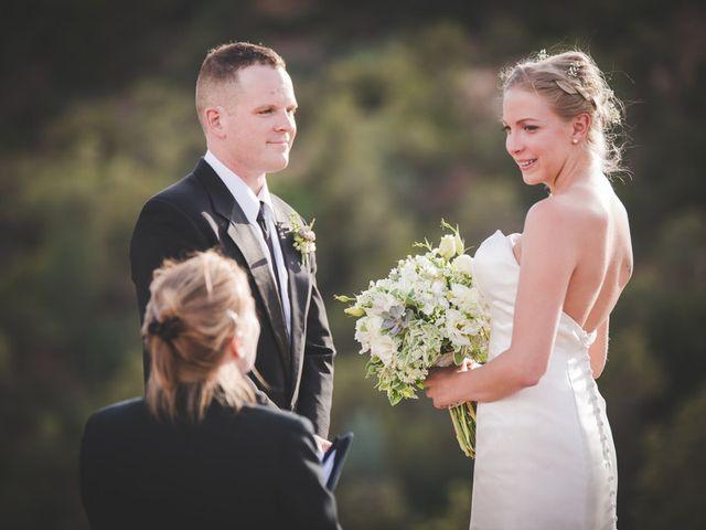 Lindsey and Patrick's Wedding in Colorado Springs, Colorado 13