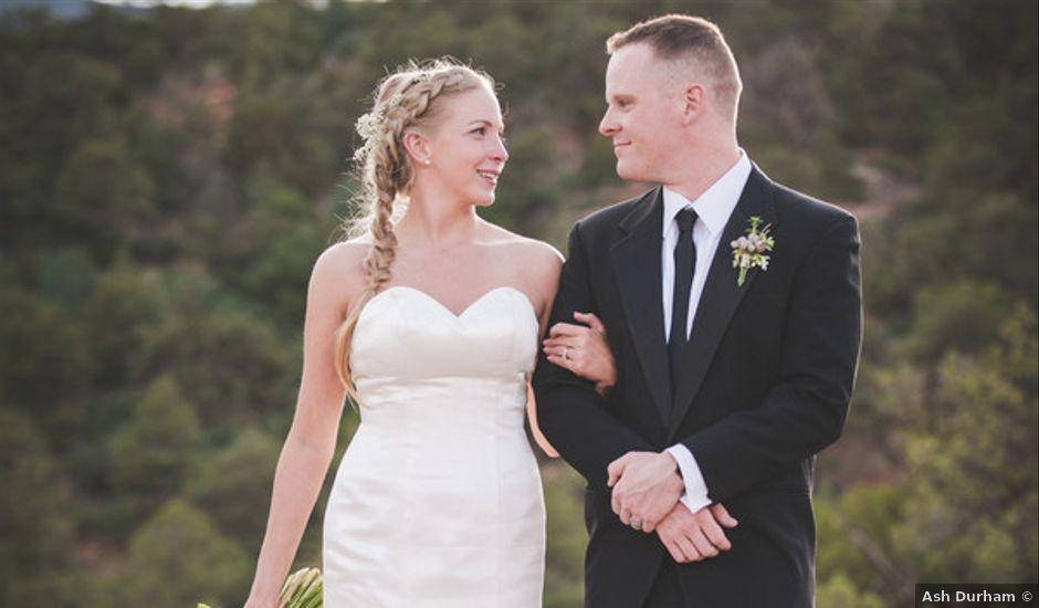Lindsey and Patrick's Wedding in Colorado Springs, Colorado