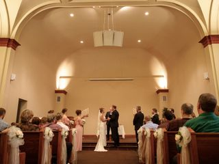 The wedding of Garrick and Emily 2