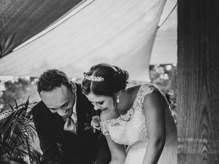 The wedding of Victor and Tabatha 2