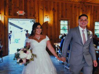 The wedding of Yaricsa and Jake