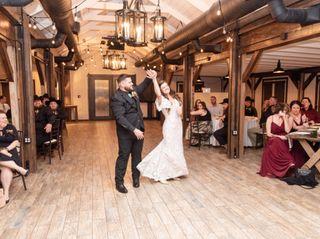 The wedding of Sami and Jake 1