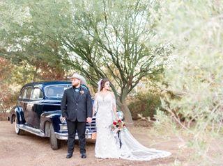 The wedding of Sami and Jake