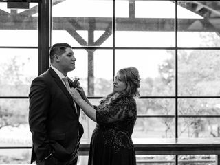 The wedding of Emily and Jordan 2