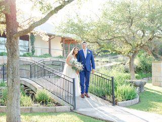 The wedding of Emily and Jordan