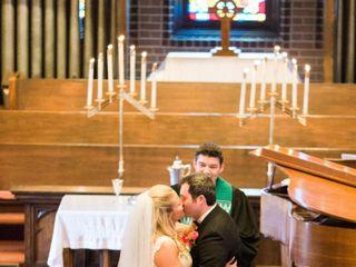 The wedding of Shane and Jennifer 3