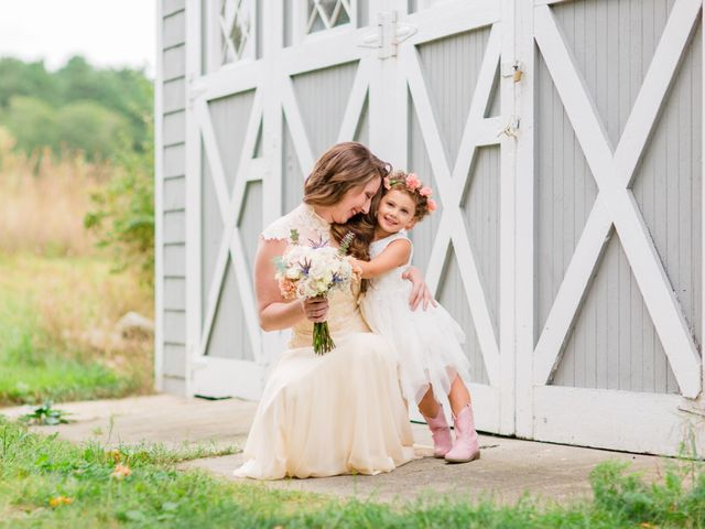 Mike and Ashley's Wedding in Buzzards Bay, Massachusetts 2