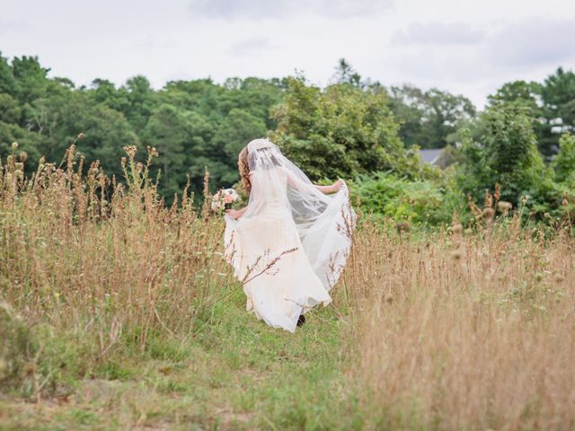 Mike and Ashley's Wedding in Buzzards Bay, Massachusetts 7