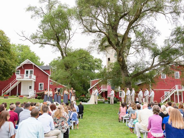 Mike and Ashley's Wedding in Buzzards Bay, Massachusetts 10