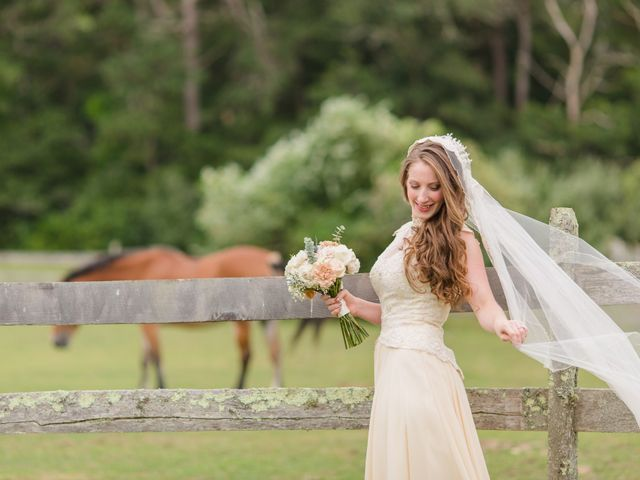 Mike and Ashley's Wedding in Buzzards Bay, Massachusetts 1