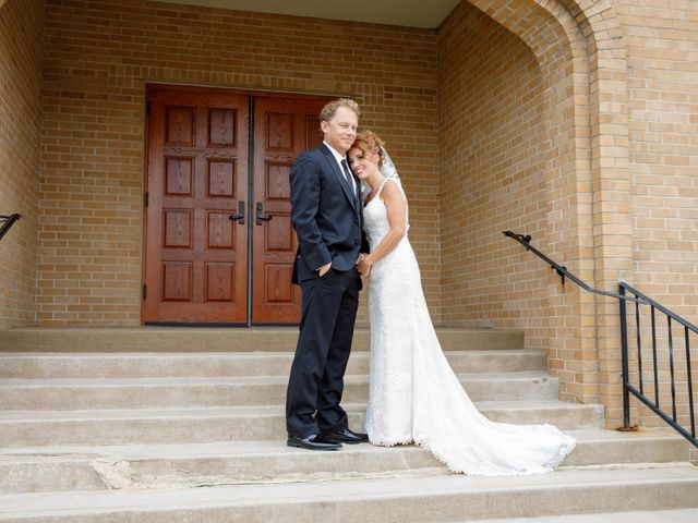 The wedding of Garrick and Emily