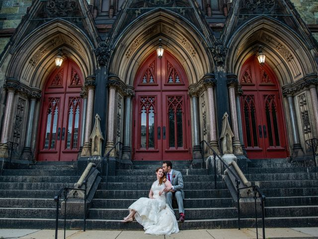 Colin and Paige's Wedding in Baltimore, Maryland 2