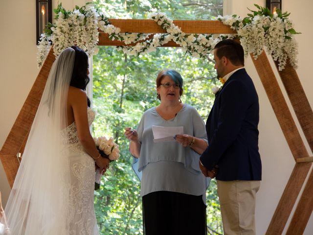Amber and Jonathan's Wedding in Dahlonega, Georgia 10