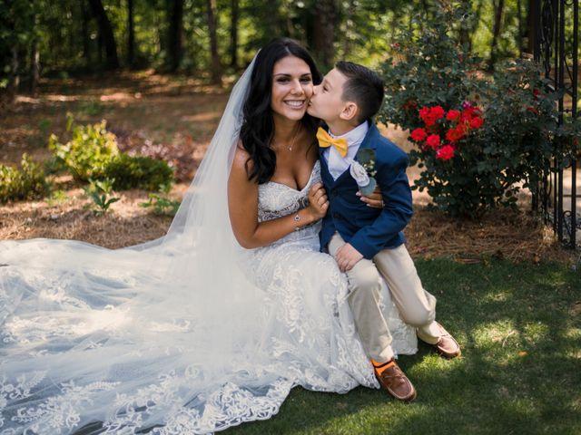 Amber and Jonathan's Wedding in Dahlonega, Georgia 14