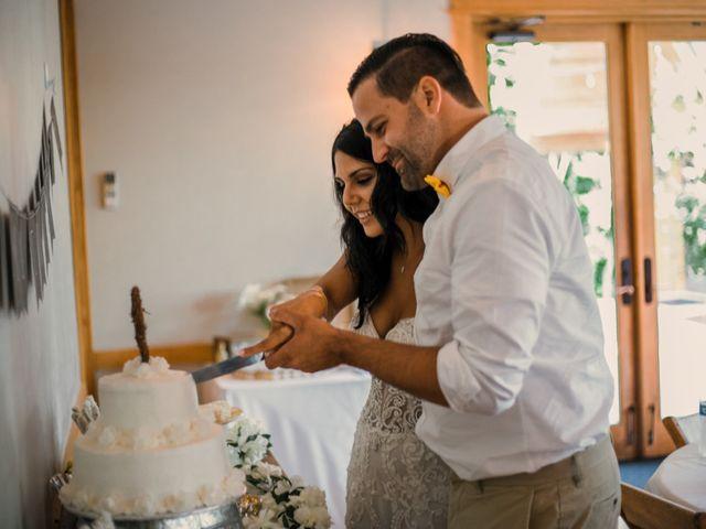 Amber and Jonathan's Wedding in Dahlonega, Georgia 15