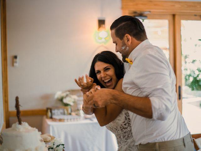 Amber and Jonathan's Wedding in Dahlonega, Georgia 16