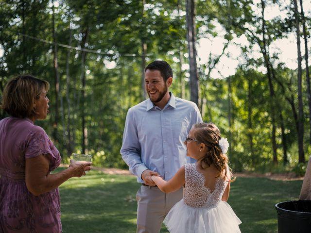 Amber and Jonathan's Wedding in Dahlonega, Georgia 19