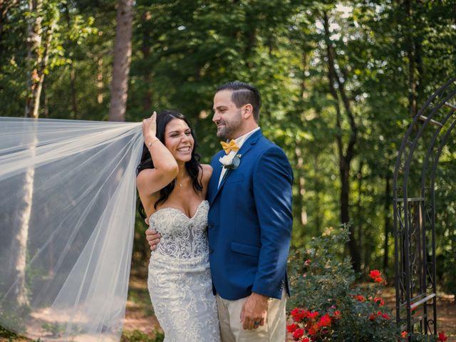 Amber and Jonathan's Wedding in Dahlonega, Georgia 26