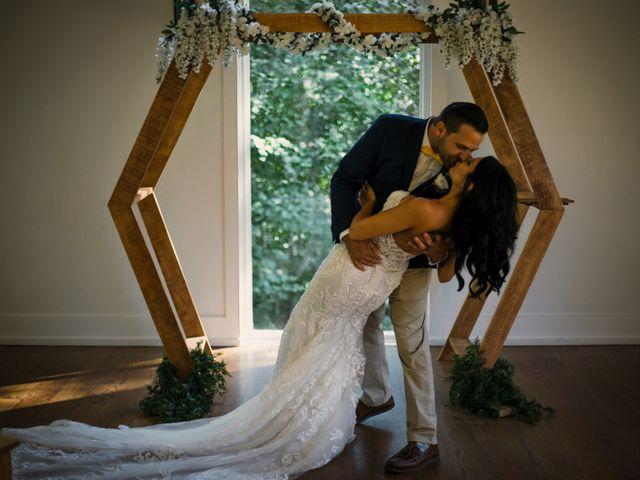 Amber and Jonathan's Wedding in Dahlonega, Georgia 27