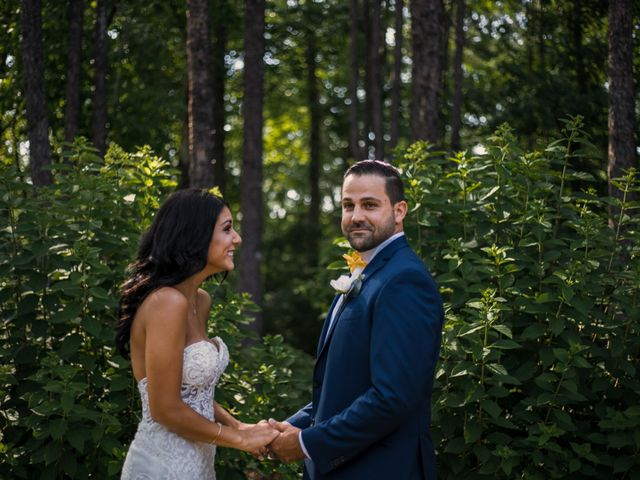 Amber and Jonathan's Wedding in Dahlonega, Georgia 29