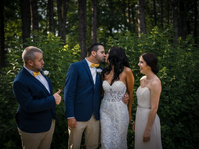 Amber and Jonathan's Wedding in Dahlonega, Georgia 31
