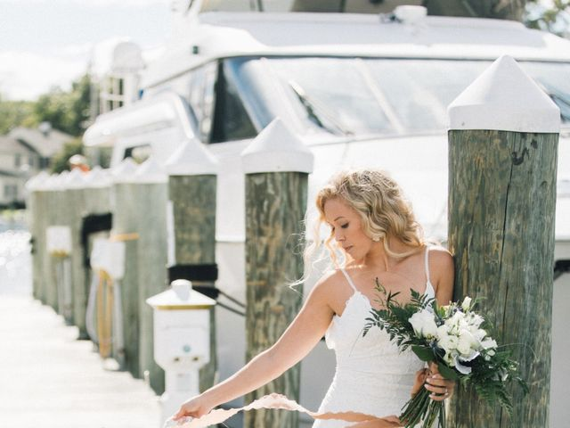 Greg and Laurie's Wedding in Saint Michaels, Maryland 15