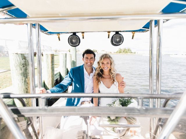 Greg and Laurie's Wedding in Saint Michaels, Maryland 19