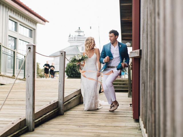 Greg and Laurie's Wedding in Saint Michaels, Maryland 25