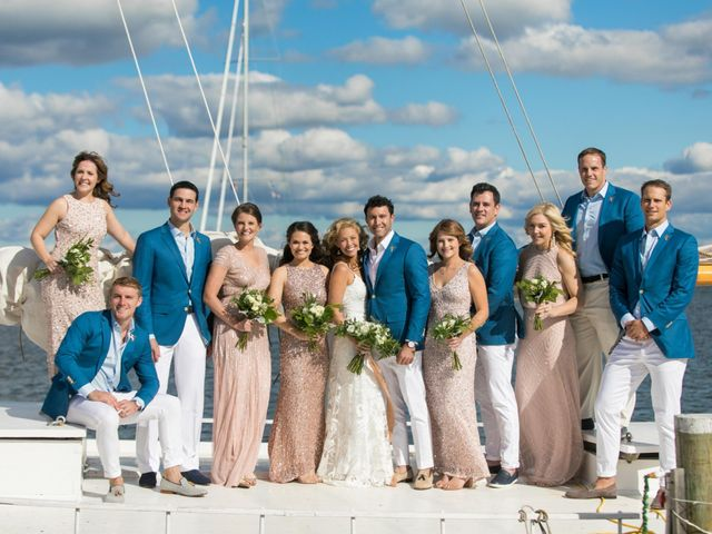 Greg and Laurie's Wedding in Saint Michaels, Maryland 30