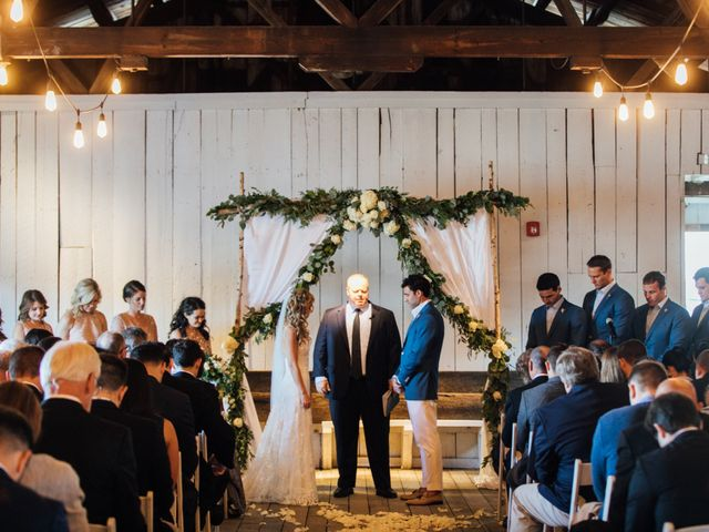 Greg and Laurie's Wedding in Saint Michaels, Maryland 40
