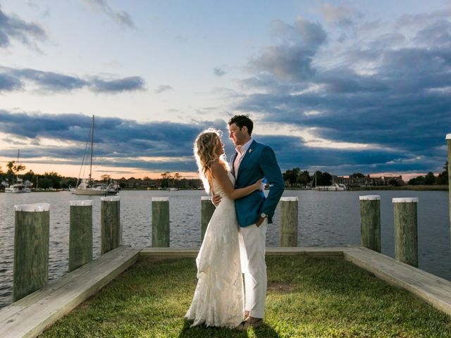 Greg and Laurie's Wedding in Saint Michaels, Maryland 63