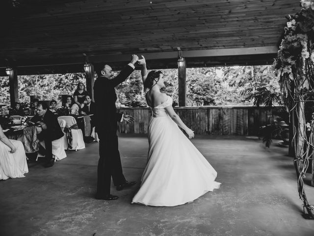 Tabatha and Victor's Wedding in Sparta, Tennessee 7