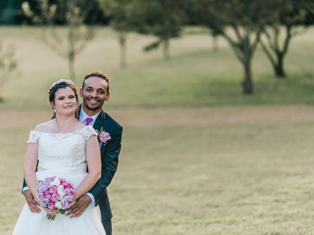 The wedding of Victor and Tabatha