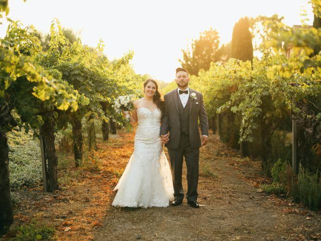The wedding of Ciera and Joseph