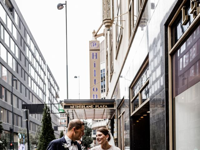 Jennifer and Steven's Wedding in Cincinnati, Ohio 5