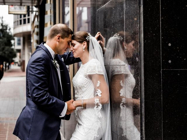 Jennifer and Steven's Wedding in Cincinnati, Ohio 7