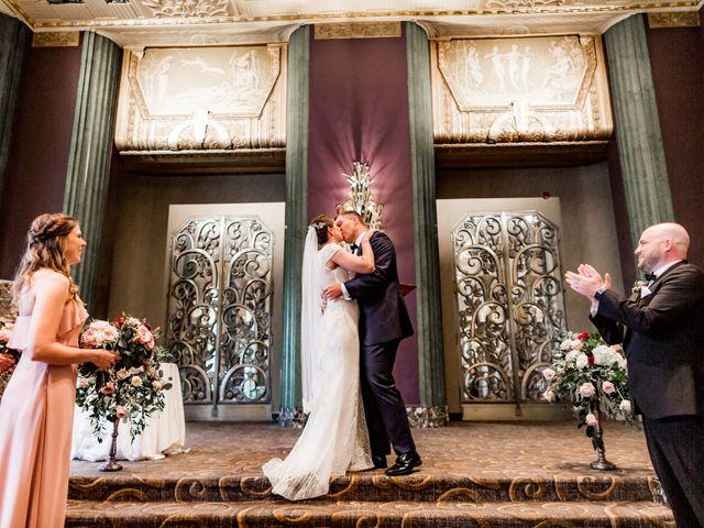 Jennifer and Steven's Wedding in Cincinnati, Ohio 10