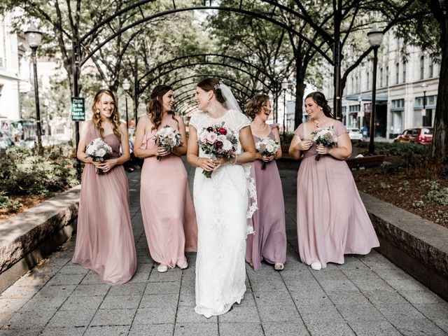 Jennifer and Steven's Wedding in Cincinnati, Ohio 13